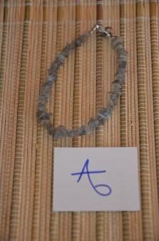 bracelets en pierre semi-précieuses