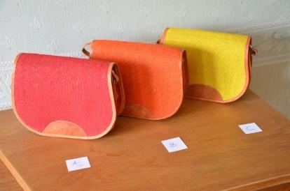 orange et jaune vendu
