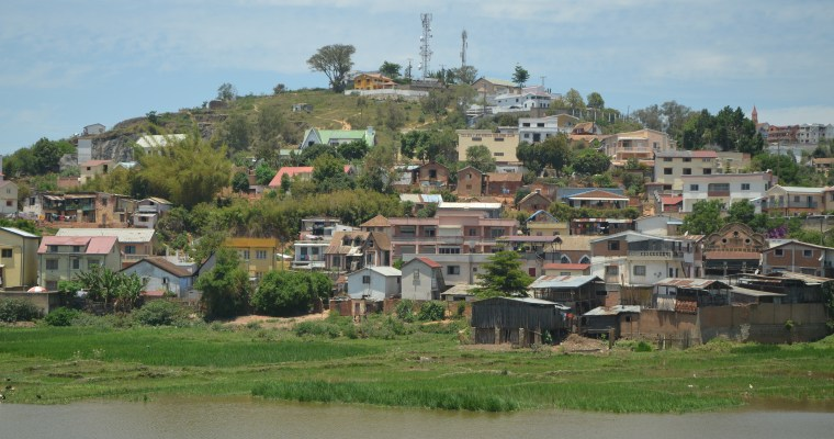 La vie à Tana, la capitale malgache