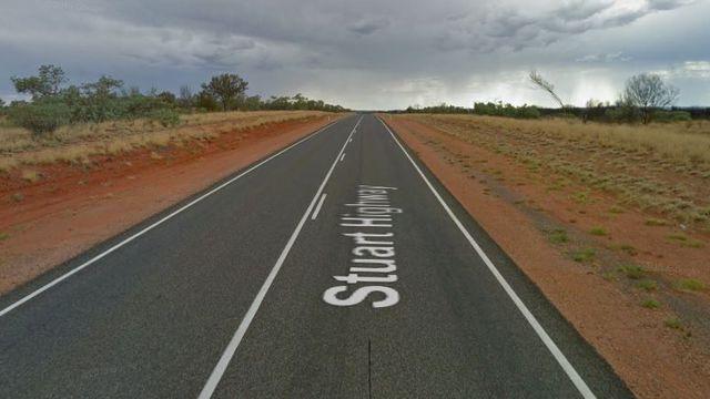 La Stuart Highway - Australie
