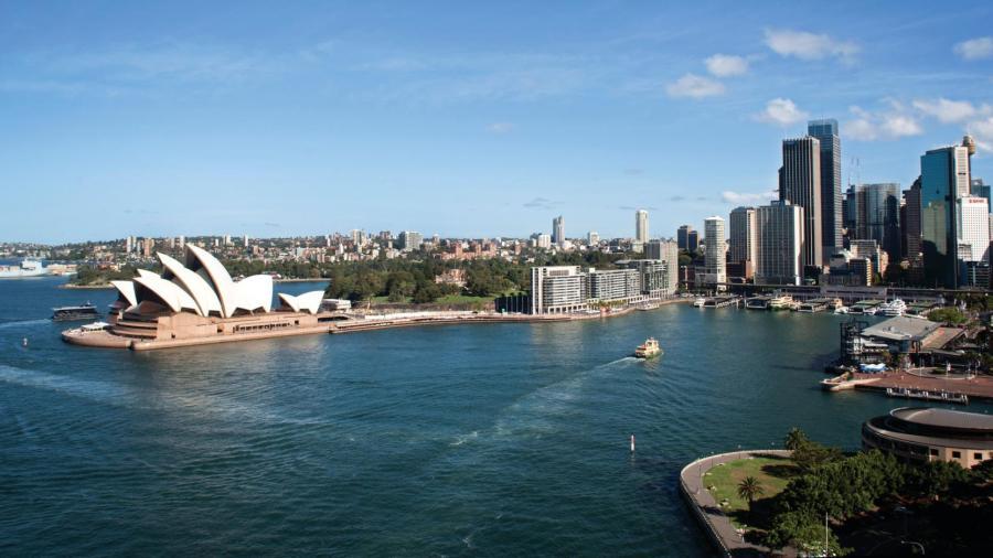 Sydney et sa baie - Australie