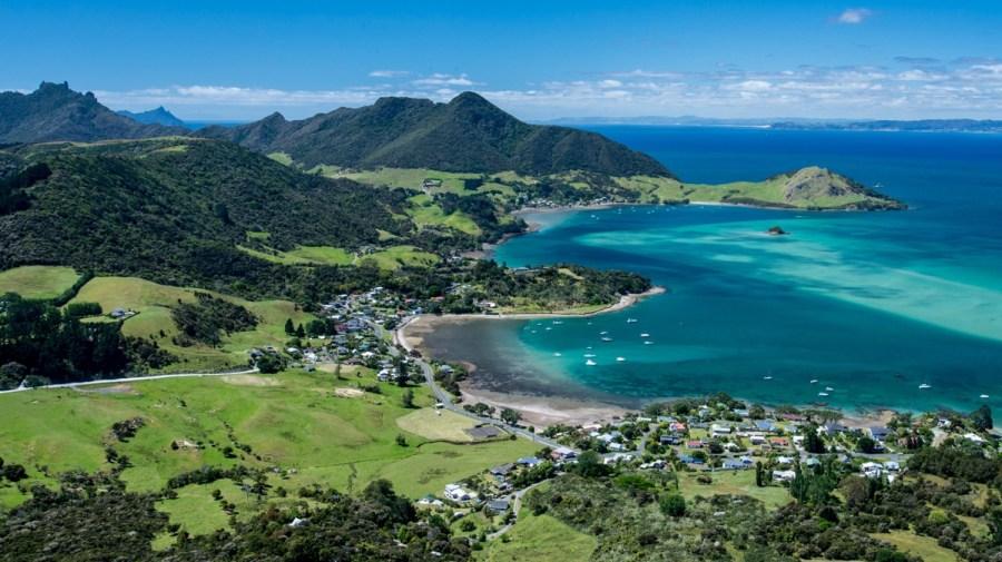 La baie de Whangarei - NZ