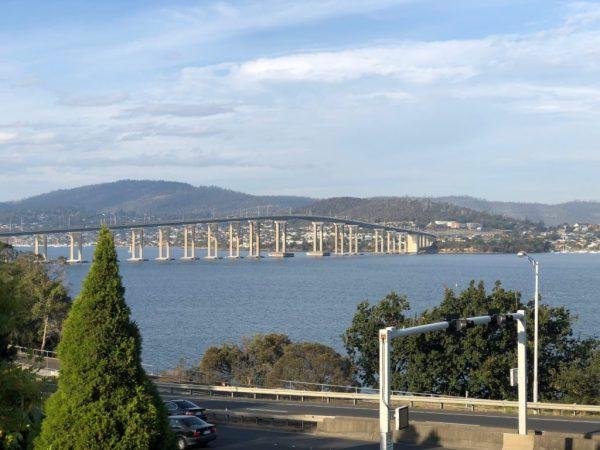 Le pont de Hobart - Tasmanie (Australie)