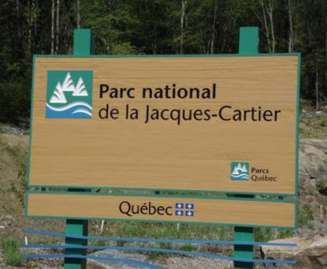 Le Parc National de la Jacques Cartier - Québec