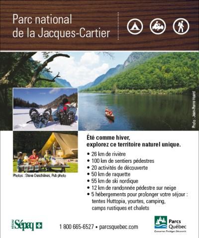 Parc de la Jacques Cartier