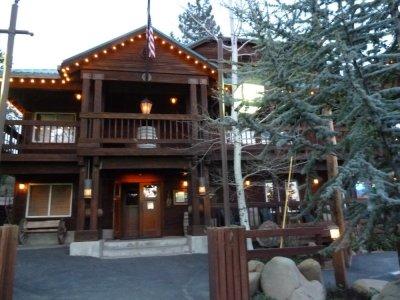 Tahoe City - Le lac Tahoe - Californie Nevada (USA)