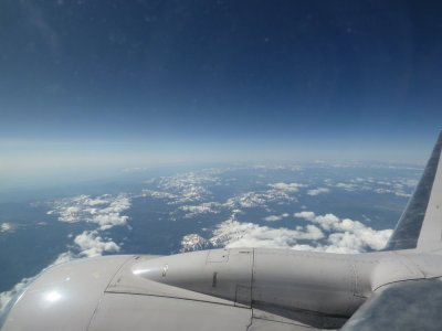 Vol retour en France depuis Sacramento en Californie