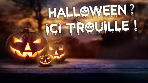 Halloween ici trouille !