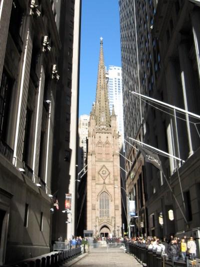 Trinity Church - New York