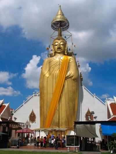 Le Grand Bouddha Doré - Bangkok