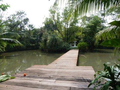 à la résidence du village Thaï - Bangkok