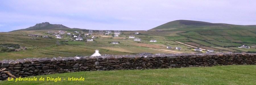 La péninsule de Dingle - Irlande