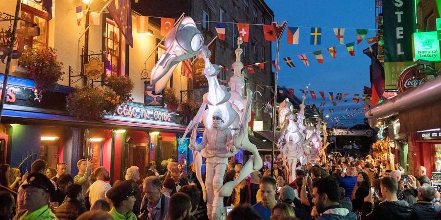 le Galway Arts Festival