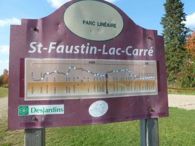 St Faustin Lac Carré - Québec
