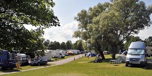 Bregang camping - Stockholm (Suède)
