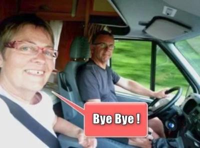 Bye Bye !