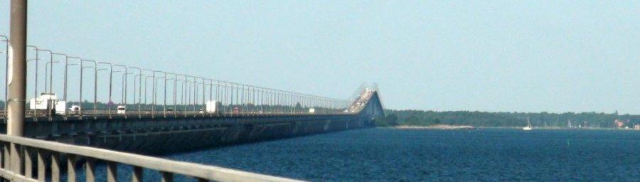 Le pont de Kalmar - Suède
