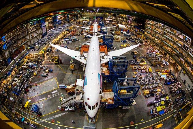 Boeing - Everett Seattle (USA)