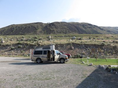 RV Park Gardiner - Montana (USA)