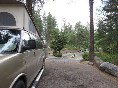 Camping Koa de Leavenworth - Washington (USA)