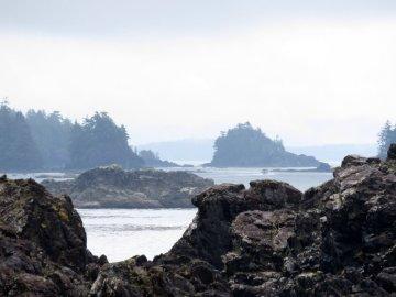 Ucluelet - île de Vancouver (Canada)