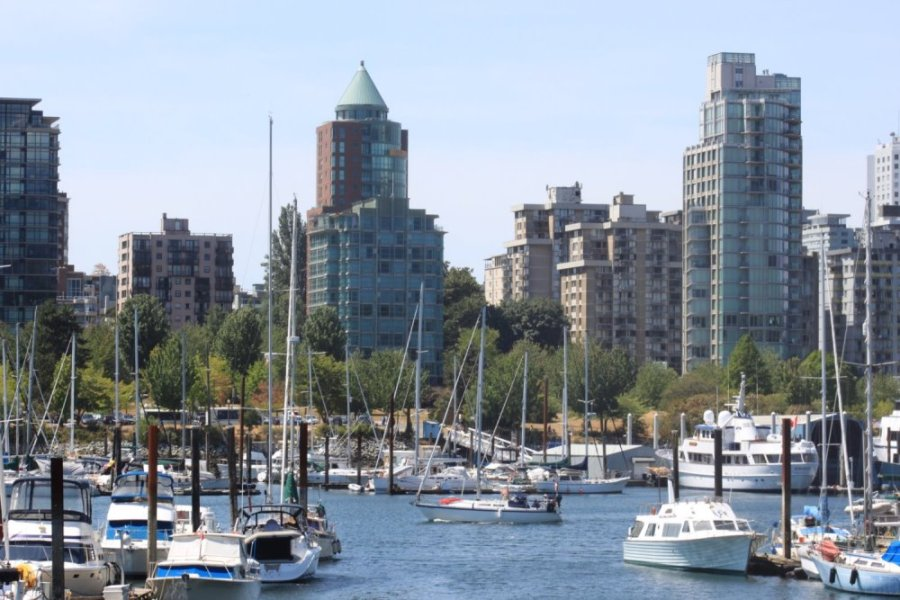 Coal Harbour - Vancouver (Canada)