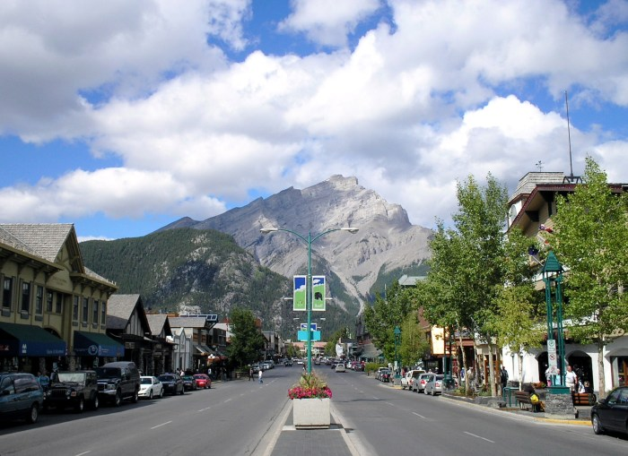 Canmore - Alberta (Canada)