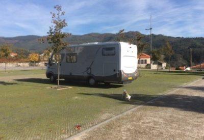 Aire de camping-car de Soajo