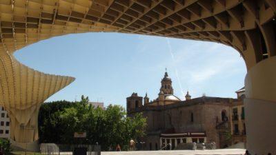 Séville - Metropol Parasol