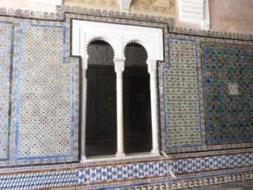 Azulejos dans la Casa de Pilatos