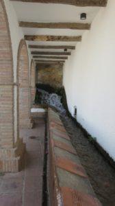 Istan - La fontaine et le lavoir d'El Chorro