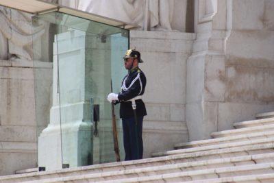 Garde du palais Sao Bento