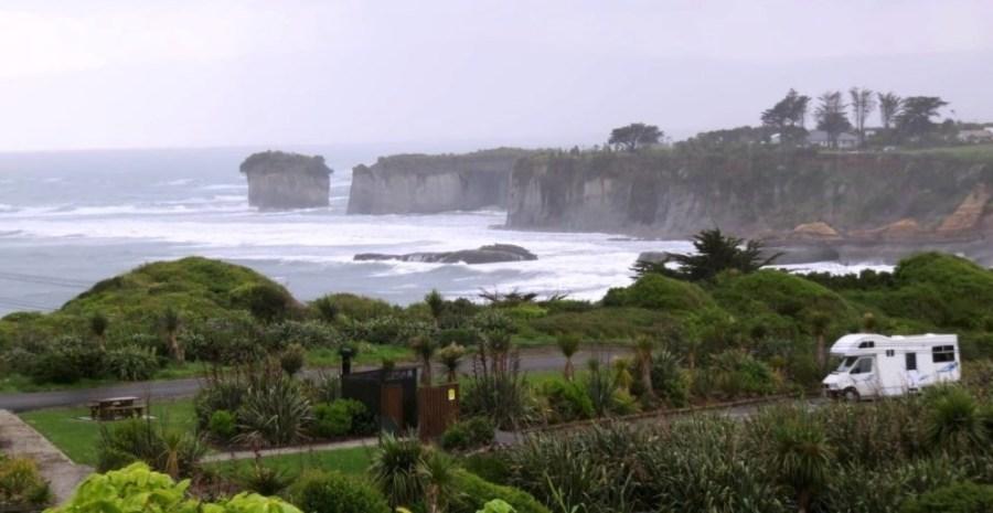 CAP FOULWIND - NZ