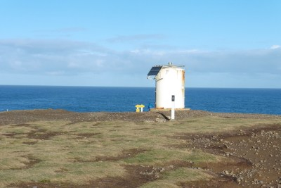 Le phare de Slope Point - Catlins (NZ)