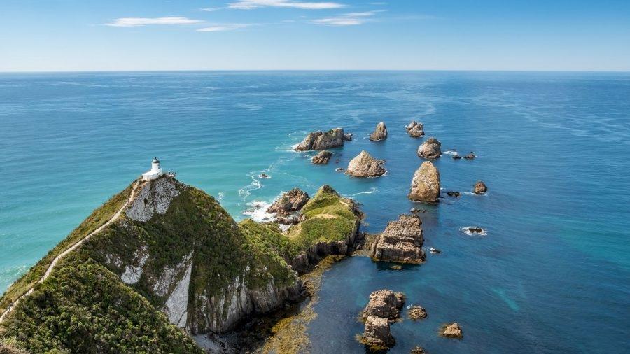 Nugget Point - Les Catlins (NZ)