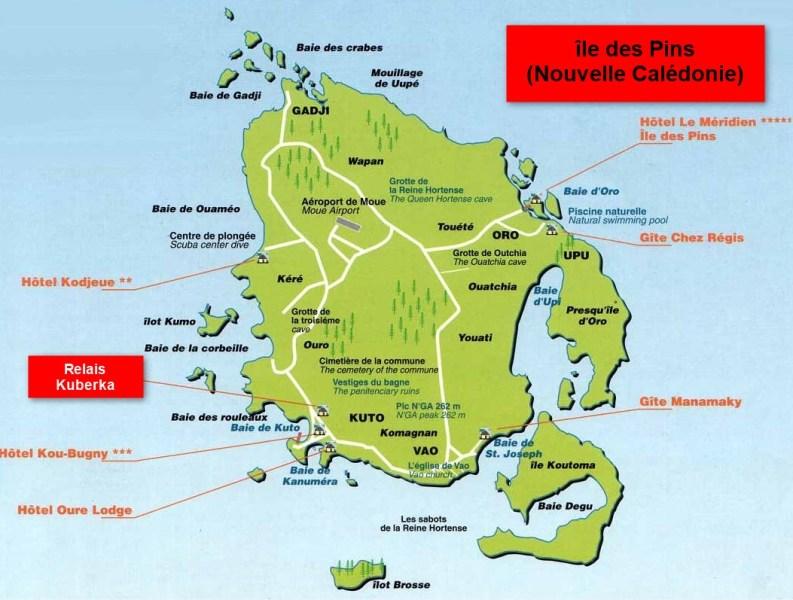 île des Pins (Nouvelle Calédonie)
