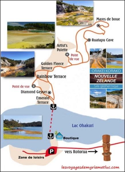 Orakei Korako - NZ