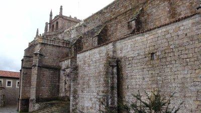San Vicente de la Barquera - Eglise Ste Marie des Anges