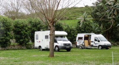 Aire de camping-car de Sanxenxo