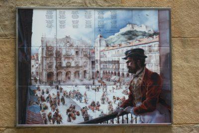 St Sébastien - Place de la Constitution