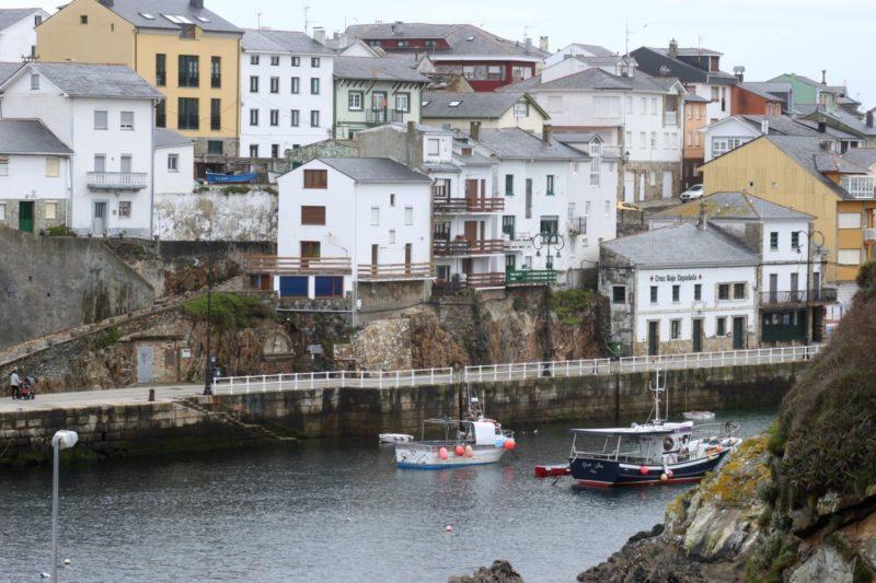 Le petit port de Tapia de Casariego