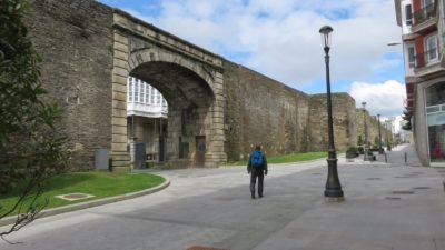 Lugo - Les remparts