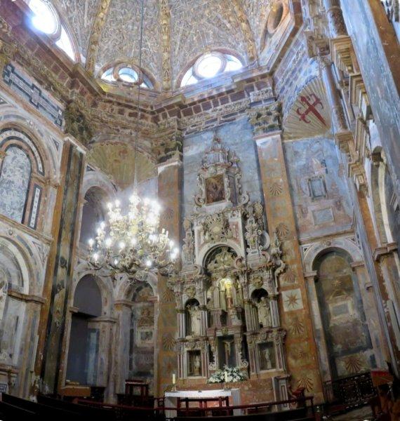 La cathédrale - St Jacques de Compostelle