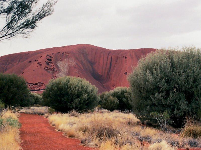 Uluru-Centre Rouge (Australie)