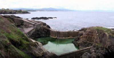 Tapa de Casariego - piscine naturelle