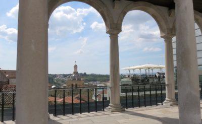 Coïmbra - Vue depuis le Musée national de Machado de Castro
