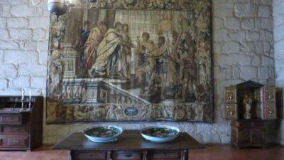 Guimaraes - Le palais des ducs
