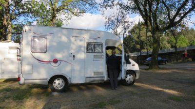 Braga - Le camping municipal