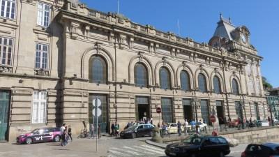 Porto - La gare