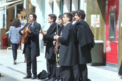Coïmbra - Orchestre d'étudiants